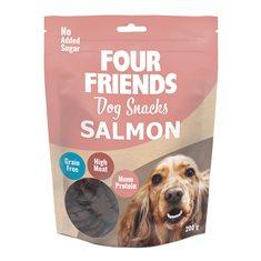 Hundgodis FF Salmon 200g