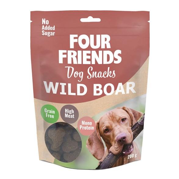 Hundgodis FF Wild Boar 200g