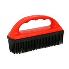 Rubber brush for Saddlepads