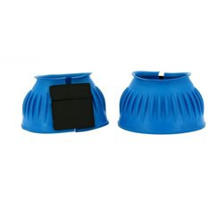 Boots Soft Velcro  Royal blue