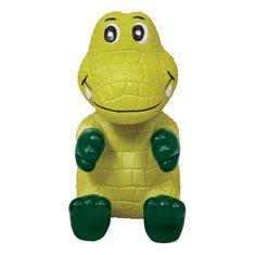 Hundleksak Wiggi Alligator L