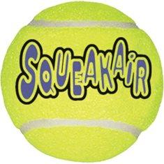 Hundleksak Kong Tennisboll squeaker M 7cm