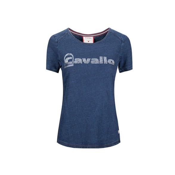 T-shirt Piala  Indigo
