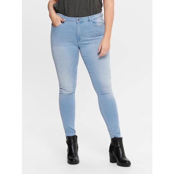 Byxa jeans Augusta Lt blue denim