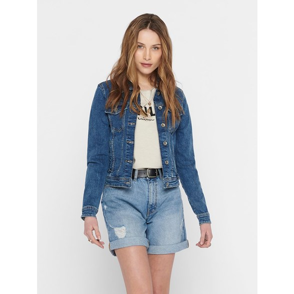 Jacka Tia 34 Medium blue denim