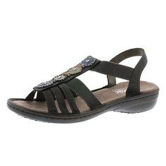 Sandal 608G9  Ripple