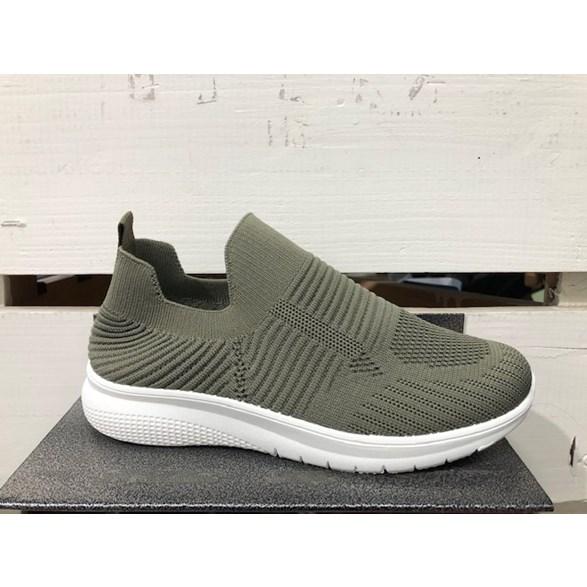 Sneakers plain  Khaki