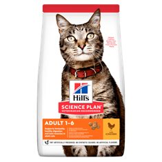 Hills Katt Adult  chicken
