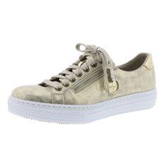 Sneakers L59L8  Hellgold