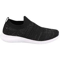 Sko Casual knit  Black