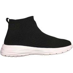 Sko Trend knit  Black