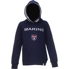 Huvtröja jogging  Navy