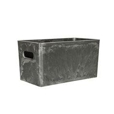Kruka Quadratum grå