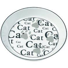 Keramikskål KATT 16cm Cat & Tass