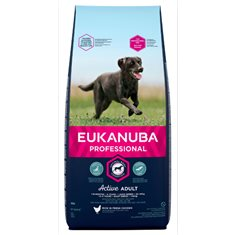 Euk Dog Adult Large