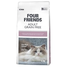 Four Friends Adult Cat