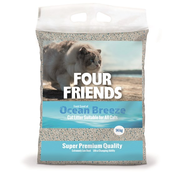 FourFriends Kattsand Ocean breeze