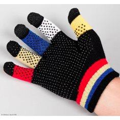 Handske Magic Gloves Jr Touch svart