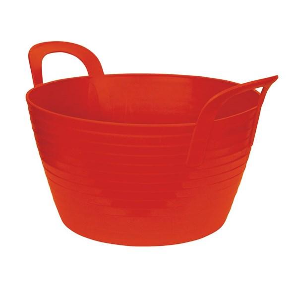 Flexbag 12 l röd