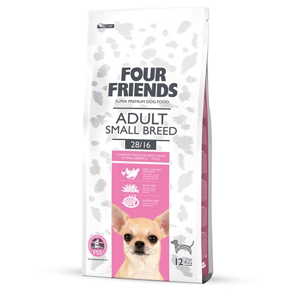 Four Friends Adult Small Breed