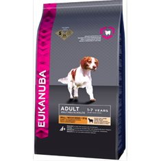 Euk Dog Ad Sm/Med Lamb & Rice