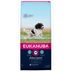 Euk Dog Adult Medium