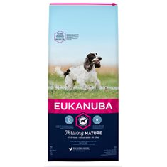 Euk Dog Mature Medium