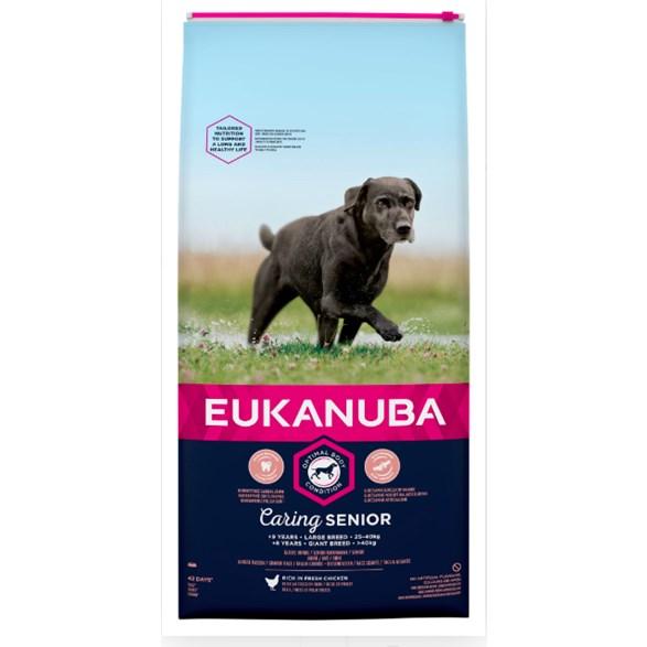 Euk Dog Senior Large