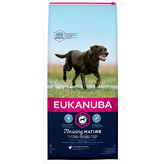 Euk Dog Mature Large