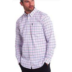 Skjorta Tattersall  Pink