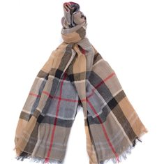 Scarf Welt Dress tartan