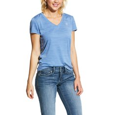 Top Laguna SS  Blue Heather