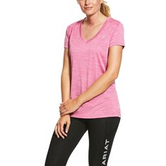 Top Laguna SS  Pink Heather