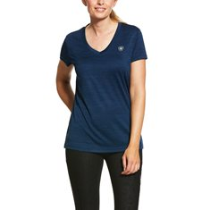 Top Laguna SS XS Navy Heather