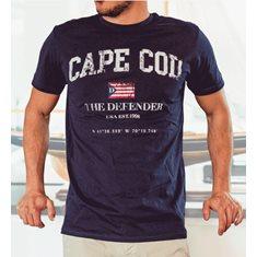 T-shirt Alvin  Navy