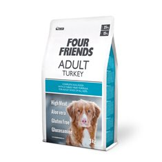 Four Friends Adult Turkey