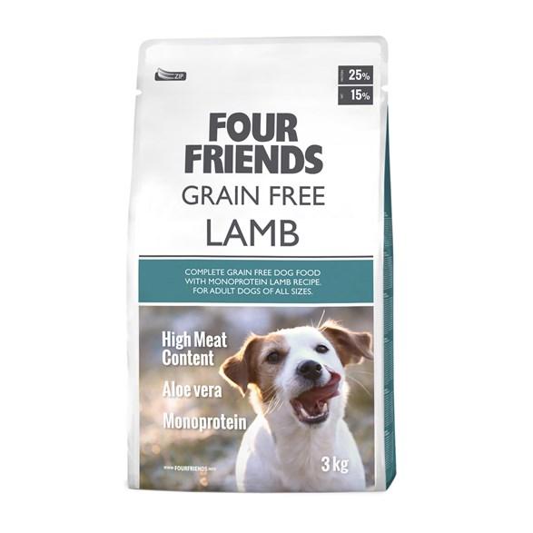 Four Friends Lamb
