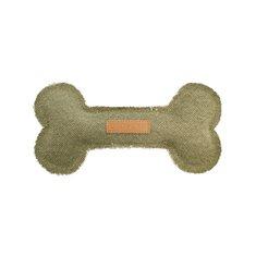 Hundleksak Ben James 18cm Oliv