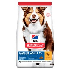 Hill`s Hund Mature M Chicken 12kg