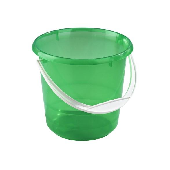Foderhink transp. grön 5 lit
