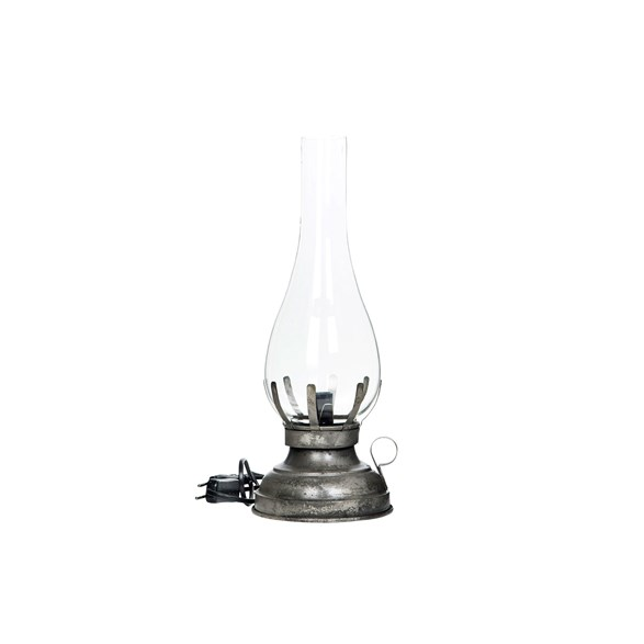 Lampa/light el Cloudy/rusty 15x42cm