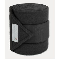 Fleecebandage Esperia 4-p Full Black/Black