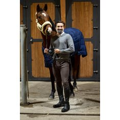 Ridbyxa Lancelot SuperX herr  Brun