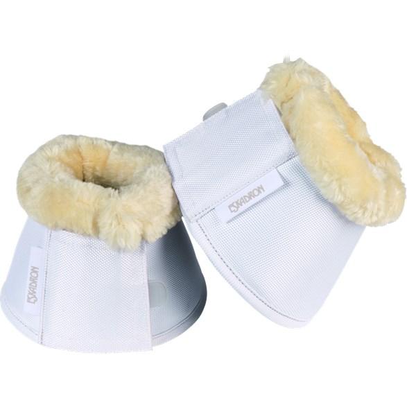 Boots Fauxfur  White