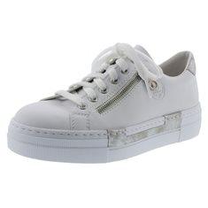 Sneakers N49C2  Vit/fogsilver