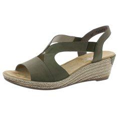 Sandal 62429  Forest