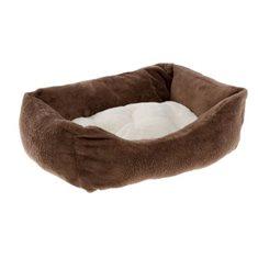 Hundbädd Coccolo  Soft brown