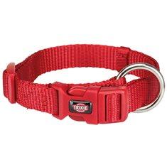 Halsband 10mm röd
