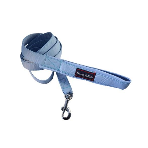 Koppel 1,5cm 180cm ljusblå