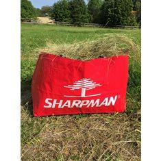 Höpåse stor röd Sharpman
